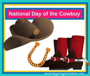 June Day of the Cowboy
