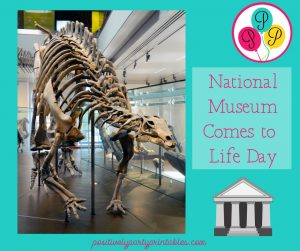 National Museum Comes to Life Day