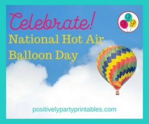National Hot Air Balloon