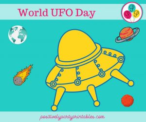 World UFO Day