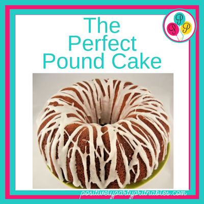 Best Buttermilk Pound Cake Recipe