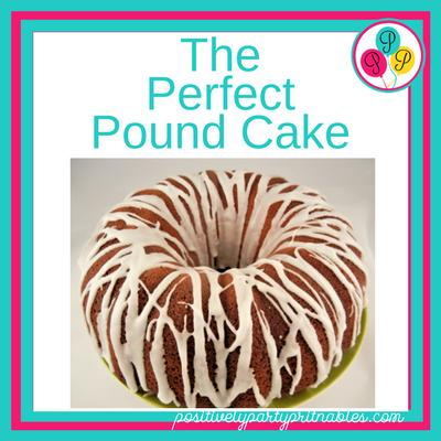 Best Buttermilk Pound Cake Recipe