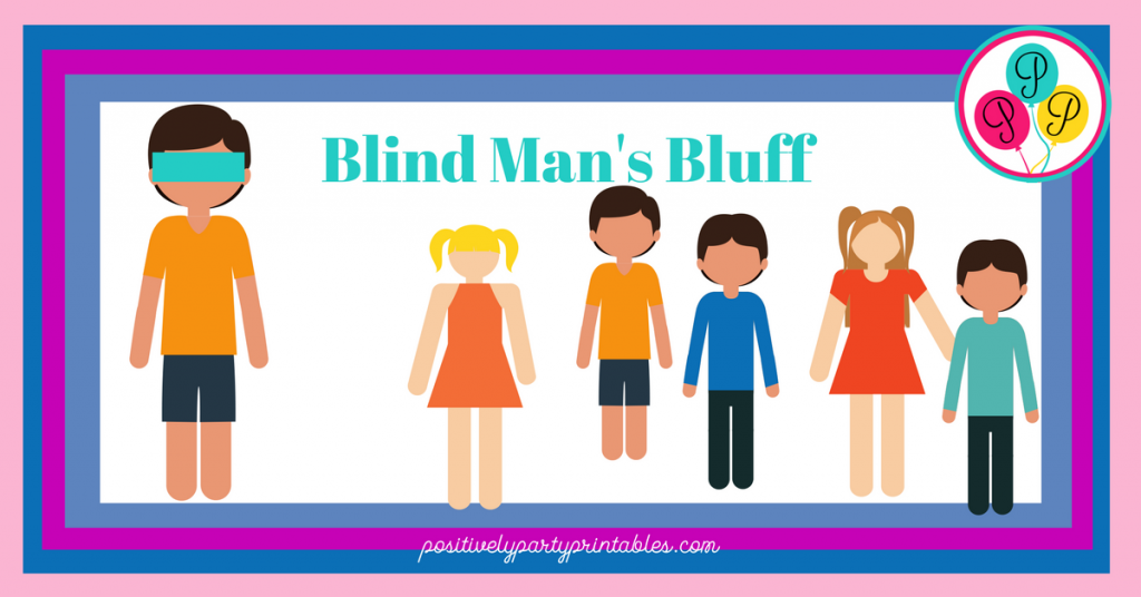 Blind Man's Bluff Game