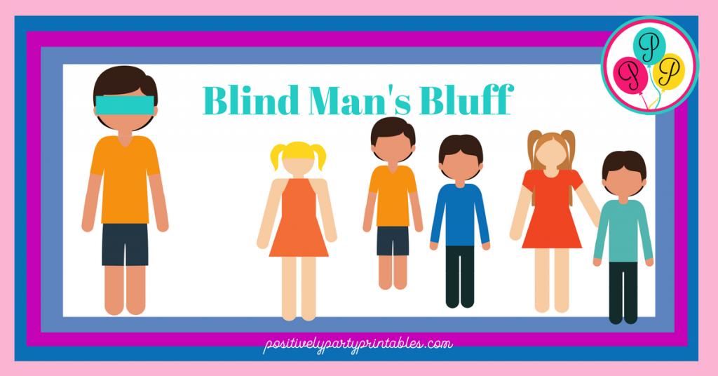 Blind Man's Bluff Game