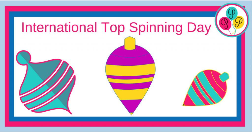 International Top Spinning Day