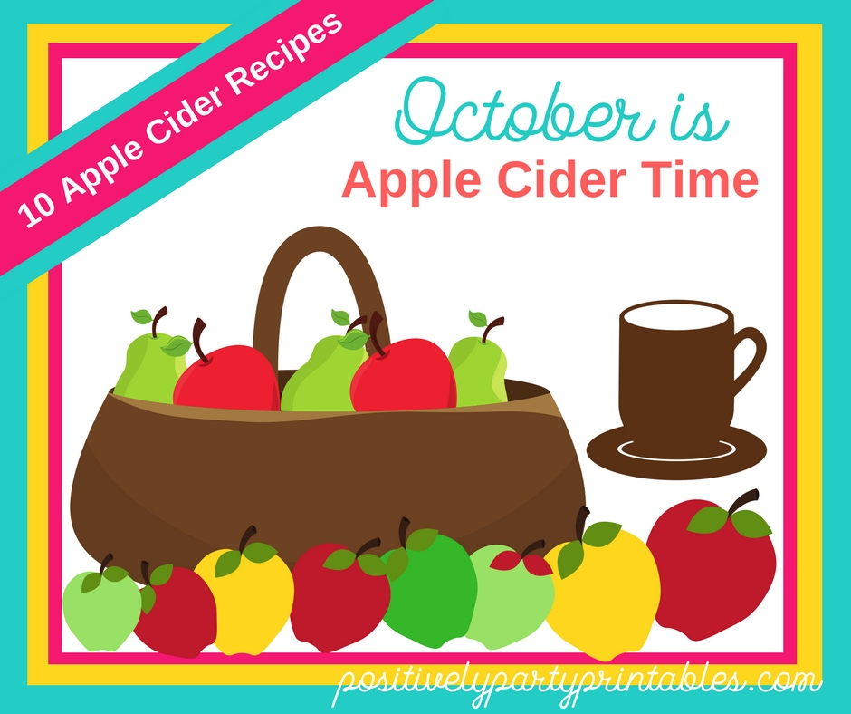 10 Apple Cider Recipes for Autumn