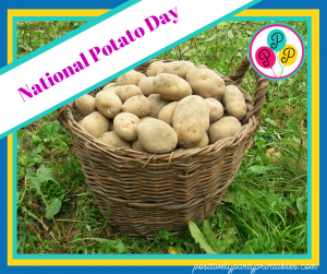 October National Potato Day