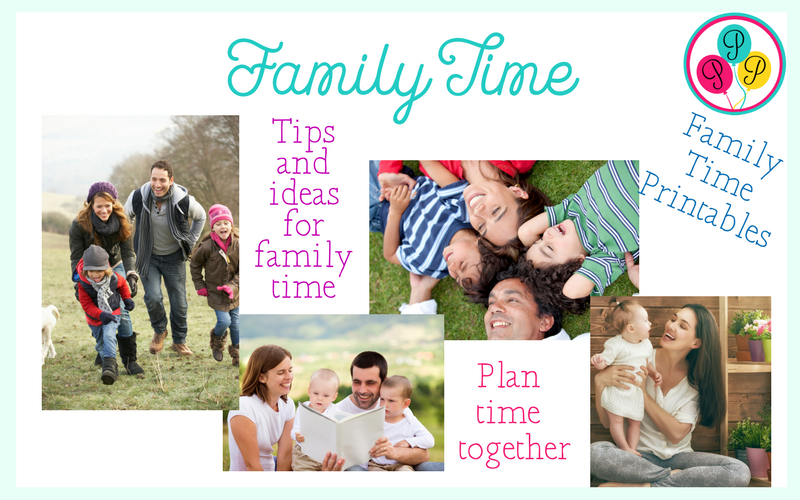 Party Resource Library-Family Time