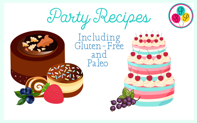 Party Resource Library-Party Recipes