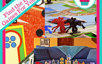 Best Age Appropriate Games for a Big-Time Family Fun Night