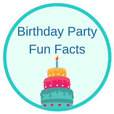Birthday Party Fun Facts