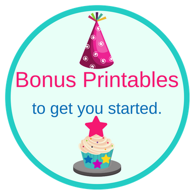 bonus party printables