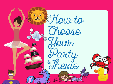 Choose your party theme