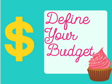 define your party budget