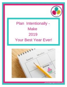 Plan Your Family Time Intentionally
