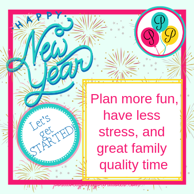 How to plan a stress-free family year