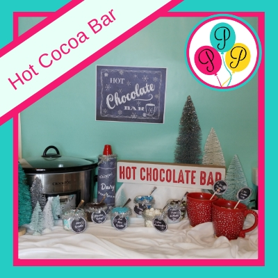 Hot Cocoa Bar-Create the Ultimate Heart-Warming Winter Treat