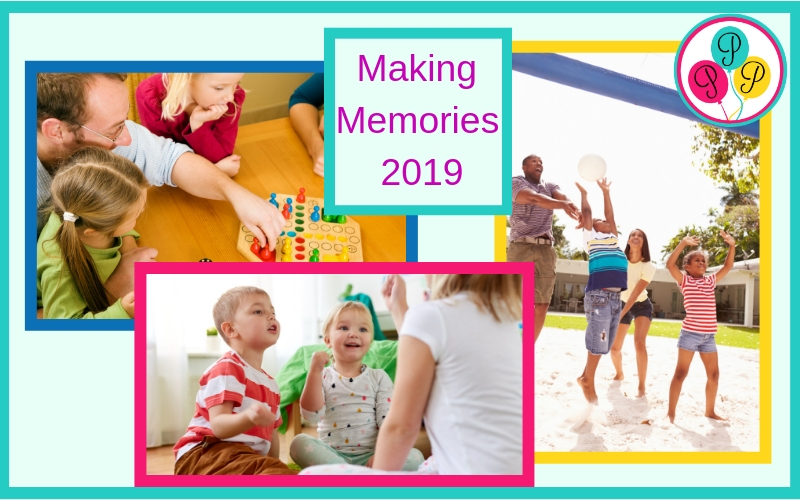 Plan making memories 2019