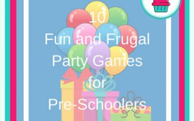 10 Fun and Frugal Party Games for Preschoolers