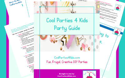 Get the 411 on Planning Cool Parties Guide for Kids