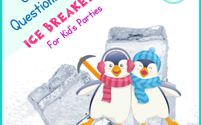 Ice breaker questions for kids to warm up your party
